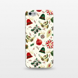iPhone 5/5E/5s  Ornate Christmas Ornaments by Noonday Design