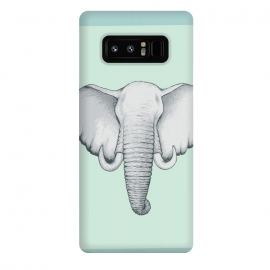 Galaxy Note 8  WhiteElephant by