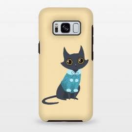 Galaxy S8 plus  Cozy cat by