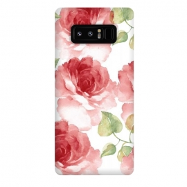 Galaxy Note 8  I'm a Rose Lover by Josie George