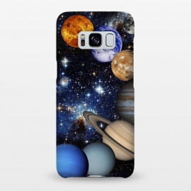 Galaxy S8+  Solar System planets by Oana