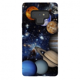 Galaxy Note 9  Solar System planets by