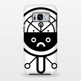 Galaxy S8+  alien head by TMSarts