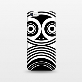 iPhone 5C  scary owl eyes by TMSarts