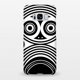 Galaxy S8+  scary owl eyes by TMSarts