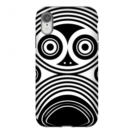 iPhone Xr  scary owl eyes by TMSarts