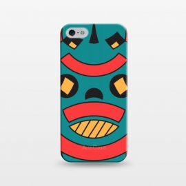 iPhone 5/5E/5s  tribal horror by TMSarts