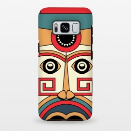 Galaxy S8 plus  aztec mayan mask by