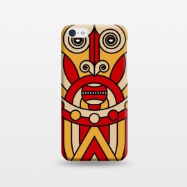 iPhone 5C  maasai lion by TMSarts