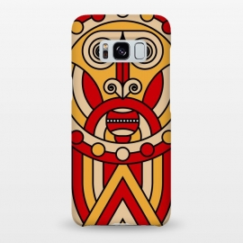 Galaxy S8+  maasai lion by TMSarts