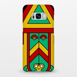 Galaxy S8+  colorful aztec tribal by TMSarts