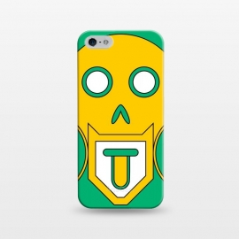 iPhone 5/5E/5s  trio skull by TMSarts