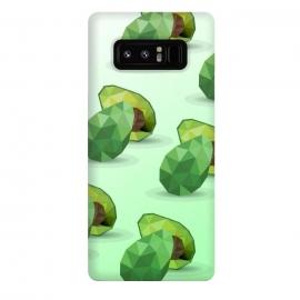 Galaxy Note 8  Avocados by