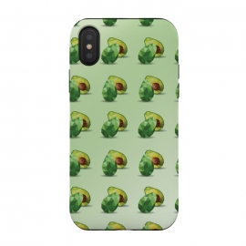 Avocado Pattern by Carlos Maciel