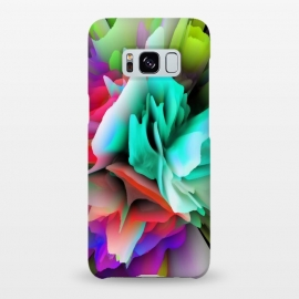Galaxy S8+  blooming flower by Haris Kavalla