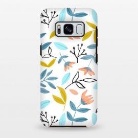 Galaxy S8 plus  Proud Florals by