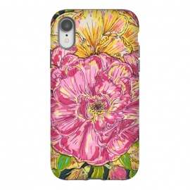 iPhone Xr  Summer Roses by Lotti Brown