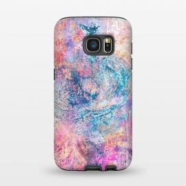 Galaxy S7  Abstract Painting XI by Art Design Works