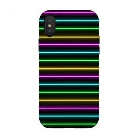 iPhone Xs / X  Neon by Laura Nagel