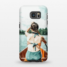 Galaxy S7 EDGE  Row Your Own Boat by Uma Prabhakar Gokhale