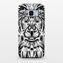 Galaxy S8+  tribal lion by Ancello