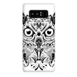 Galaxy Note 8  tribal owl by Ancello