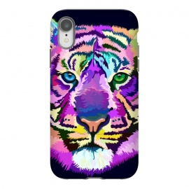 iPhone Xr  popart tiger by Ancello
