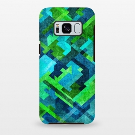 Galaxy S8+  geometrical pattern by Ancello