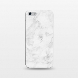 iPhone 5/5E/5s  White Marble VII by amini54