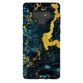 Galaxy Note 9  Abstract Marble VII by Art Design Works (Abstract Marble VII,arts cases,phone case,abstract,color,colors,iphone,samsung,gift,design,unique,modern,style,fresh,vivid,cool,print,art,tmarchev,art design works,skin,protector,artcase,texture,decorative)