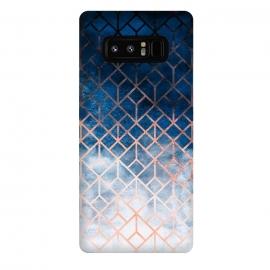 Galaxy Note 8  Geometric XII - I by