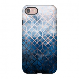 iPhone 8/7  Geometric XII - II by Art Design Works
