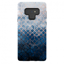 Galaxy Note 9  Geometric XII - II by Art Design Works (Geometric XII - II,arts cases,phone case,abstract,color,colors,iphone,samsung,gift,design,unique,modern,style,fresh,vivid,cool,print,art,tmarchev,art design works,skin,protector,artcase,texture,decorative,Subtle)