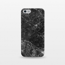 iPhone 5/5E/5s  Black Marble II by amini54