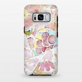 Galaxy S8 plus  Mosaic of Barcelona XIV by