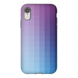 iPhone Xr  Gradient, Blue and Purple by amini54