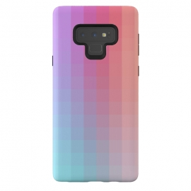 Galaxy Note 9  Gradient, Pink and Lilac by