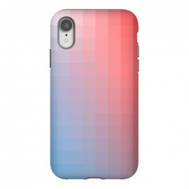 iPhone Xr  Gradient, Red, White and Blue by amini54