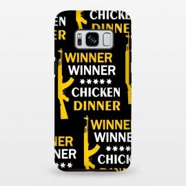 Galaxy S8 plus  WINNER WINNER CHICKEN DINNER by