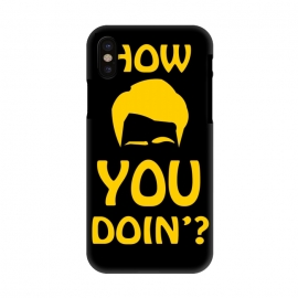 iPhone X  HOW YOU DOING? by