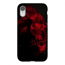 iPhone Xr  Scary Skull by