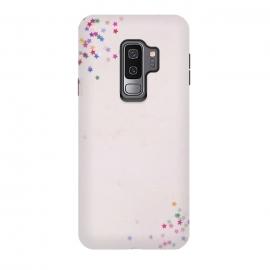 Galaxy S9 plus  MULTICOLOUR STAR GLITTER by