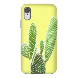 iPhone Xr  Cactus Yellow Background by Alemi