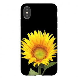 iPhone Xs Max  Sunflower by Alemi