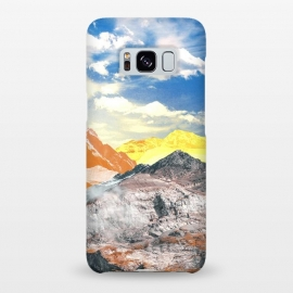 Galaxy S8+  Mountains (photo montage) by Bledi