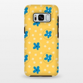 Galaxy S8 plus  Daisy Flower Stitch by