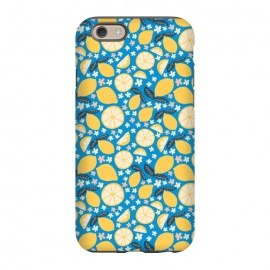 iPhone 6/6s  Summer Lemons by Sarah Price Designs