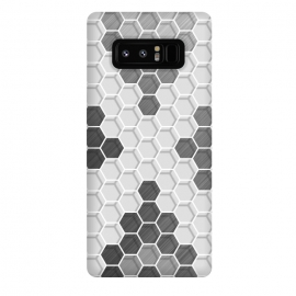 Galaxy Note 8  Six corners pattern by