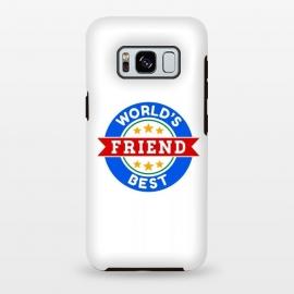 Galaxy S8 plus  World's Best Friend by