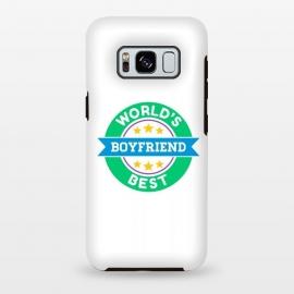 Galaxy S8 plus  World's Best Boyfriend by